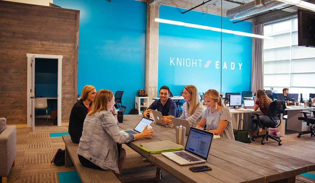 Knight Eady named among Inc. magazine's Best Workplaces