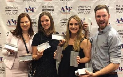 Knight Eady Earns 8 ADDYS at American Advertising Awards Event