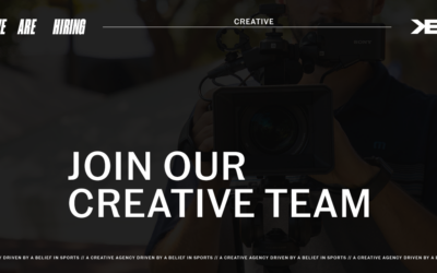Apply to be a Creative – Video Production